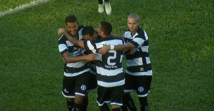União Barbarense x XV de Piracicaba, Série A2 (Foto: Reprodução EPTV)