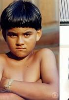 Índio mirim de 'O Rei do Gado' trabalha como DJ em Brasília