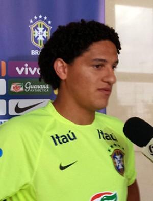 Seleção Brasileira Sub-21 - Felipe Gedoz (Foto: Felipe Schimit)