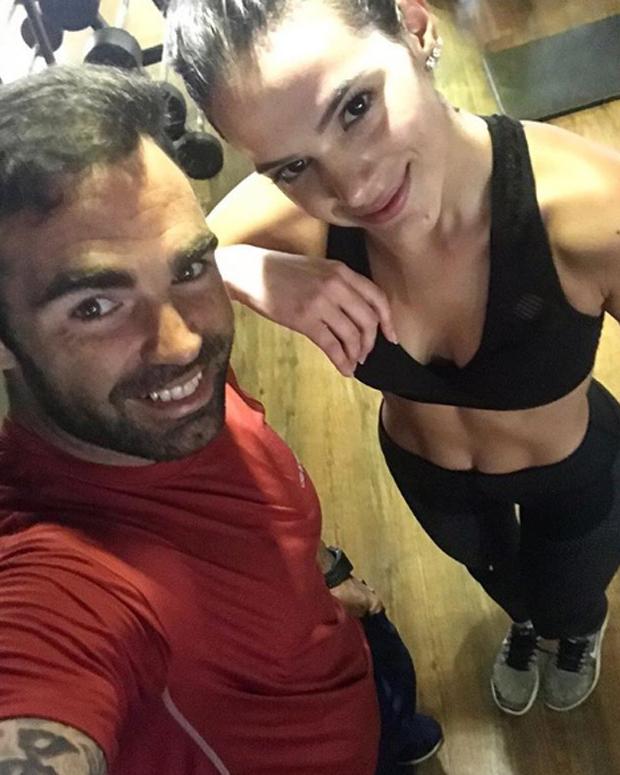 Bruna Marquezine e Chico Salgado (Foto: Reprodução)