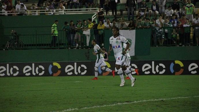 Kempes Chapecoense (Foto: Giba Pace Thomaz/Chapecoense)