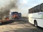 Protesto de moradores interdita Rodovia do Contorno por 2h no ES