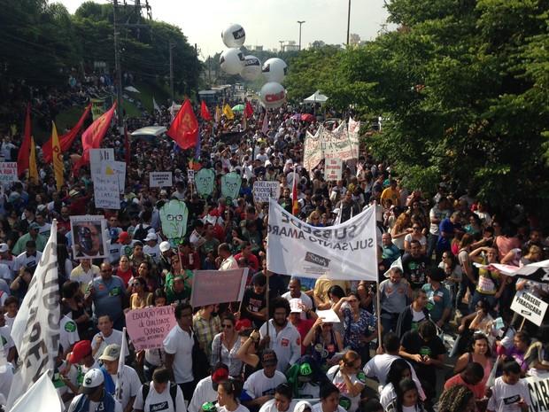... Estaduais Protestam No Palcio Da Abolio | New Style for 2016-2017