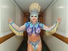 Rainha da Tatuapé vai desfilar com mamilos à mostra: 'Ousada'
