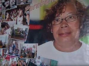 Tia Conça fundou instituição beneficente há 28 anos em Salvador (Foto: Reprodução/TV Bahia)