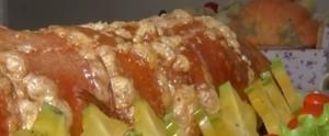 Programa prepara uma tradicional porchetta portuguesa; reveja a receita de carne de porco  (Reprodução / TV Diário )
