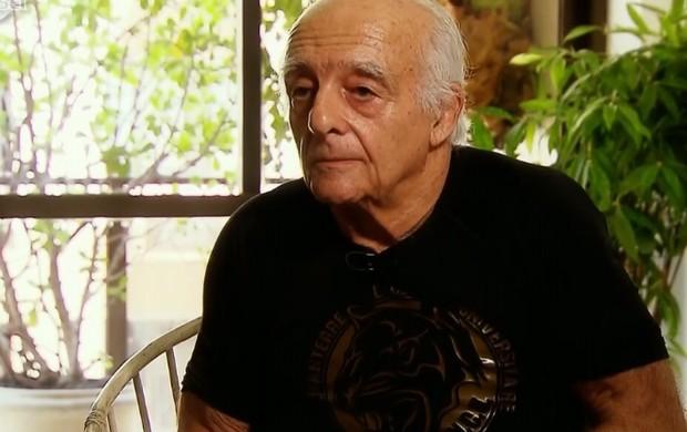 Roberto Leitão Sensei (Foto: Reprodução SporTV)