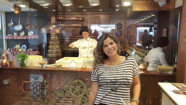 Casa portuguesa do bolo de bacalhau (Foto: Arquivo Pessoal)