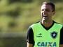 Com Montillo, Botafogo enfrenta o Rio Branco-ES no primeiro desafio do ano