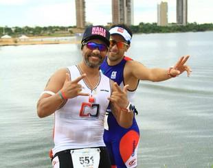 EuAtleta - Iduarte Ironman Palmas (Foto: Arquivo pessoal)