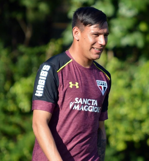 liberado (Erico Leonan / site oficial do SPFC)