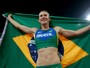Fabiana Murer pode fechar sequência de medalhas brasileiras nos saltos