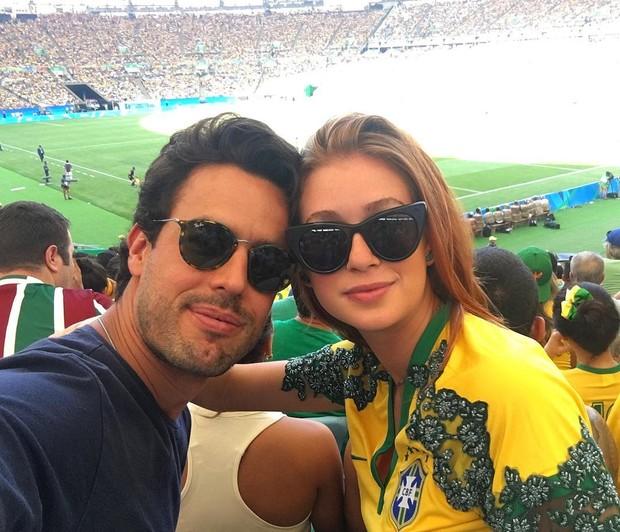 Marina Ruy Barbosa e Xandinho Negrão (Foto: Reprodução / Instagram)