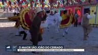 Contagem regressiva para o Maior São João do Cerrado