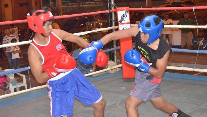 Boxe Roraima (Foto: Nailson Wapichana)