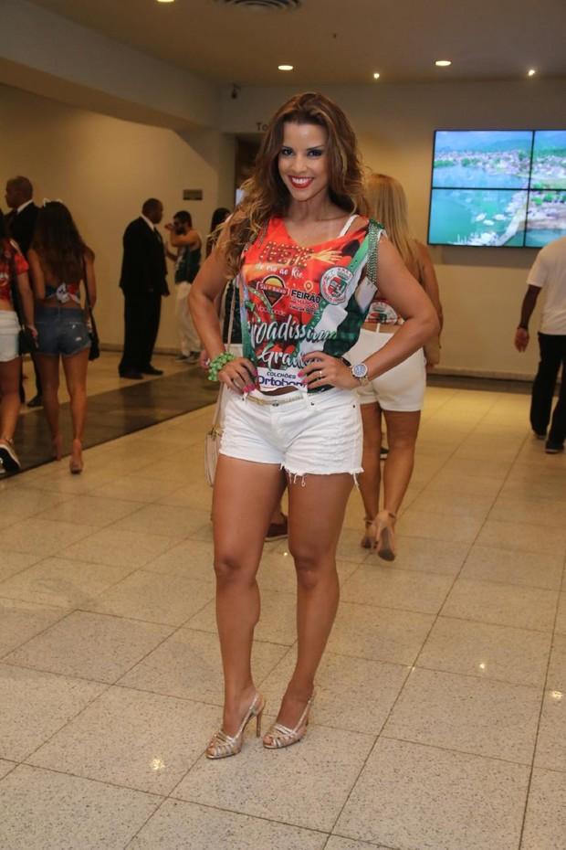 Renata Santos (Foto: Daniel Pinheiro/AgNews )