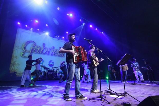 Lançamento Gabriela em Curitiba (Foto: Euricles Macedo/RPC TV)