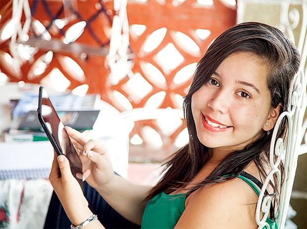 Maria Luiza Almeida de Lima  (Foto: Tiago Lima/ÉPOCA)