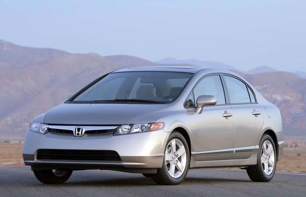 Honda Civic 2006 (Foto: Divulgação)