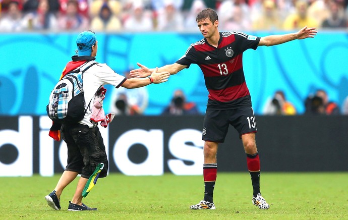 Thomas Muller Alemanha  (Foto: Getty Images)