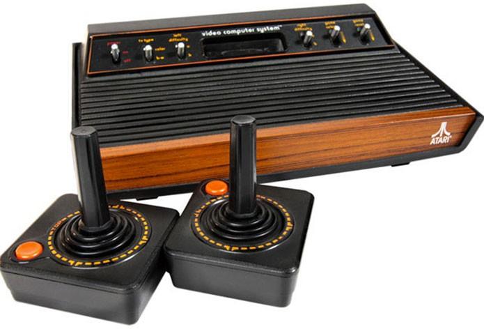 O Atari 2600 foi popular no Brasil (Foto: Reprodução/Atari Archives)