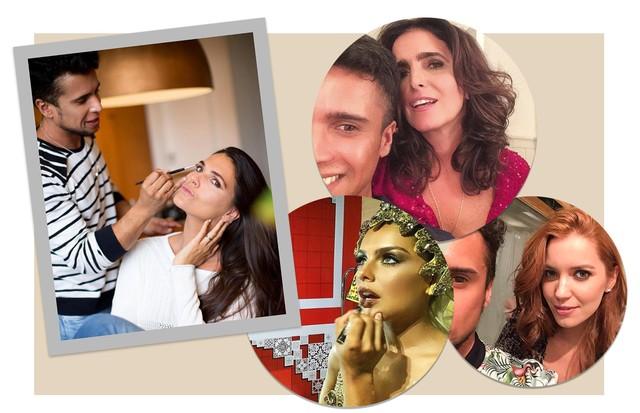 Daniella Sarahyba; Paloma Bernardi; Malu Mader; Nathalia Dill (Foto: Reprodução/ Instagram)