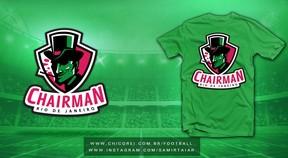 Camisa Fluminense escudo americano Samir Taia