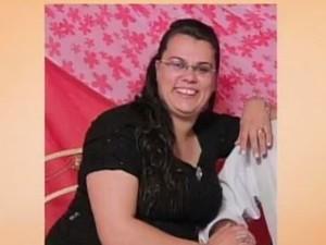Luciane dos Santos foi encontrada morta no dia 31 de dezembro. (Foto: Reprodução/RBS TV)