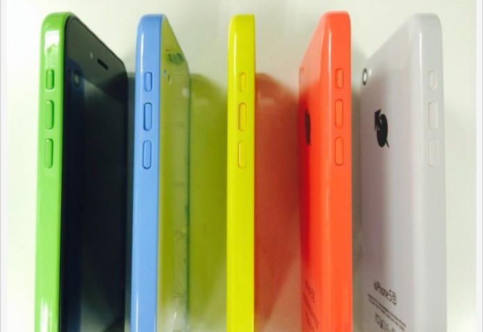 Clone do iPhone 5C com Android bomba no Japão e ganha até comercial (Foto: Reprodução/Neowin) (Foto: Clone do iPhone 5C com Android bomba no Japão e ganha até comercial (Foto: Reprodução/Neowin))