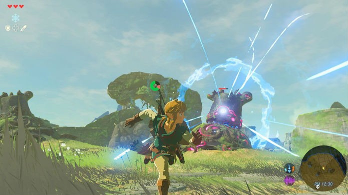The Legend of Zelda: Breath of the Wild oferece a maior liberdade da série (Foto: Divulgação/Nintendo)