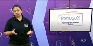 Aula 29 - Português: professora fala sobre aspectos da língua culta no Aulão na Rede