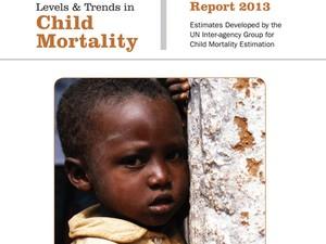 Relatório da ONU divulgado nesta sexta-feira mostra queda de mortalidade infantil no Brasil e no mundo. (Foto: Reprodução/ONU)