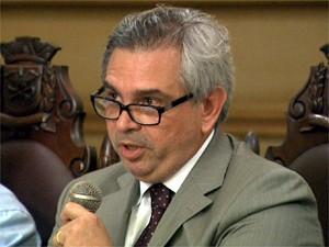 Promotor Naul Felca criticou segurança em casas noturnas (Foto: Valdinei Malaguti/EPTV)