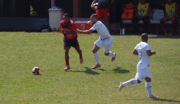 Comercial Flamengo-SP (Foto: Marcos Vieira Ribeiro/Flamengo de Guarulhos)