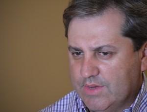 Gilson Kleina, novo técnico do Palmeiras (Foto: Heitor Esmeriz/Globoesporte.com)