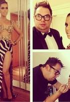 a1495537a3 Mariana Rios usa look supersexy para festa em São Paulo
