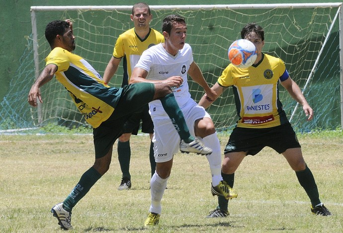 Campeonato Capixaba Série B 2014: Tupy-ES x Rio Branco-ES (Foto: Nestor Muller/A Gazeta)