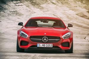 Mercedes-AMG GT (Foto: Mercedes-AMG)