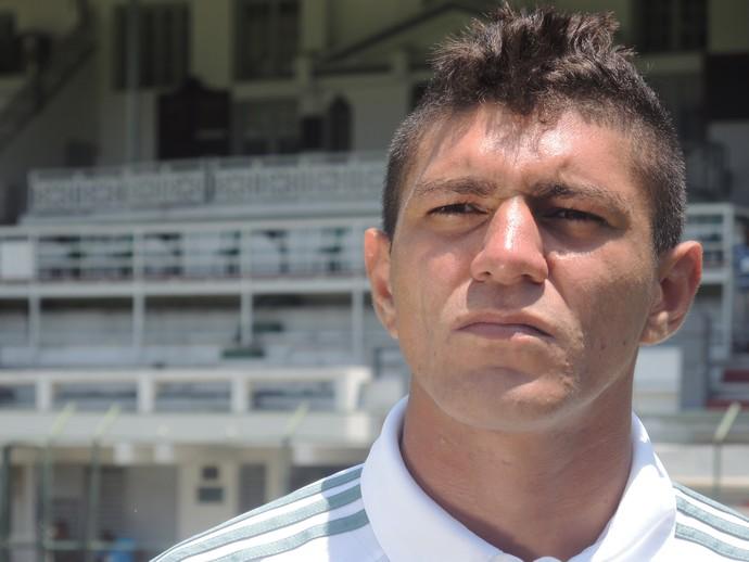 Edson especial Fluminense (Foto: Sofia Miranda)