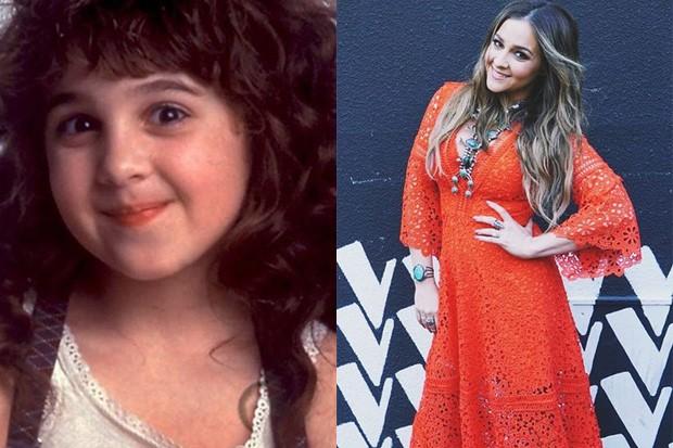 Alison Porter: antes e depois (Foto: Instagram/Reprodução)
