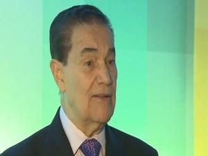 Divaldo Franco fala sobre espiritismo no Teledomingo desta semana (Foto: Reprodução/ RBS TV)
