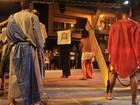 Celebração da Semana Santa tem início em Angra dos Reis, RJ