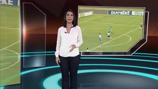 Ex-promessa de craque no Flamengo, Nélio tenta reerguer carreira no Olaria