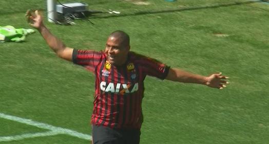 Gol do Atlético-PR