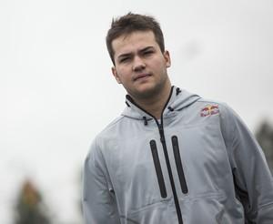 Felipe Fraga é o caçula da temporada 2014 da Stock Car (Foto: Bruno Terena/Red Bull Content Pool)