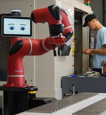 Robô da Rethink Robotics (Foto: Divulgação)