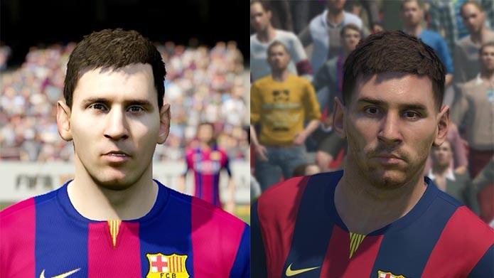 Lionel Messi (Foto: Reprodução/Murilo Molina)