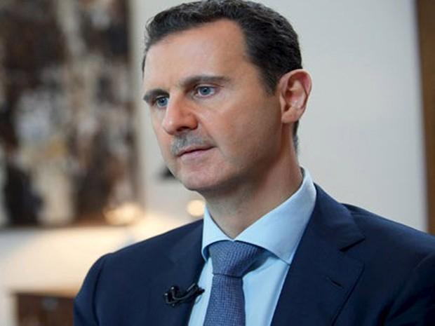 Presidente Bashar al-Assad foi alvo de protestos em todo o país (Foto: Reuters/SANA/Handout via Reuters)