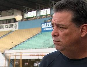 Ricardo Schroeder, diretor de futebol do Comercial (Foto: Valdinei Malaguti / EPTV)