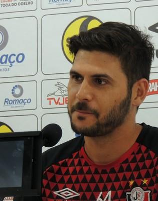 Alexandre Souza Joinville (Foto: João Lucas Cardoso)